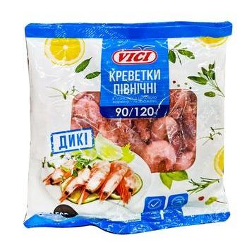 Vici frozen shrimp 90/120 500g - buy, prices for MegaMarket - photo 2