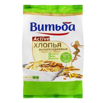 Vitba Fitness Multi-grain Flakes with Wheat Bran 250g