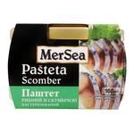 MerSea Pasteurized Fish Pate with Mackerel 160g