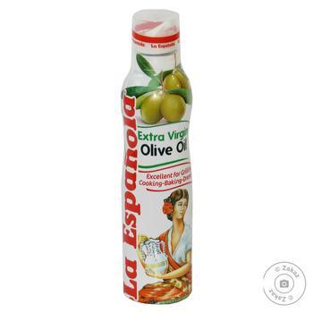 Масло оливковое La Espanola Extra Virgin спрей 200мл - купить, цены на Novus - фото 1