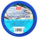 Vygoda Spicy Salting Baltic Herring in Oil without Head 200g