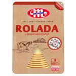Сыр Mlekovita Ролада с копченым сыром нарезка 150г