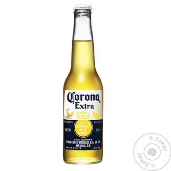 Corona Extra Light Beer 4,5% 0,355l - buy, prices for Auchan - photo 3