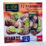 USH in sauce frozen Snail - buy, prices for Novus - image 1