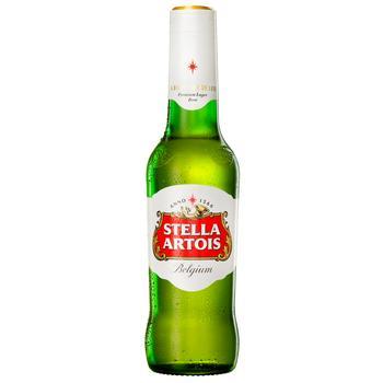 Пиво Stella Artois светлое 0,5л