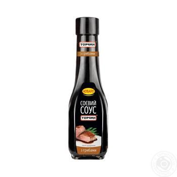 Novaro Soy Sauce With Mushrooms 190ml