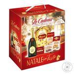 Подарочный набор Le Cadeau Natale in Festa Panettone