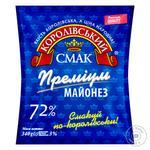 Майонез Королевский вкус Премиум 72% 340г