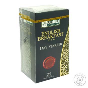 Quality English breakfast black loose tea 2g*25pcs - buy, prices for Novus - image 1