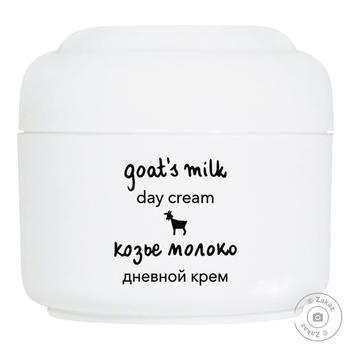 Дневной крем Ziaja Козье молоко 50мл - купить, цены на Novus - фото 1