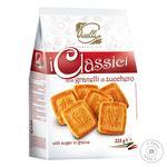 Печенье Piselli i Classici песочное с сахаром 225г