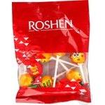 Карамель Roshen LolliPops леденцовая с коктейльными вкусами 147г