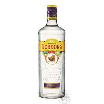 Gordon's Gin 1l - buy, prices for Furshet - image 1
