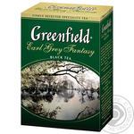 Greenfield Earl Grey Fantasy black tea 100g