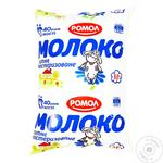 Молоко Ромол 2.5% 870г пастеризоване ф/п