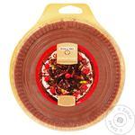 Корж для торта шоколадный Dan Cake 400г