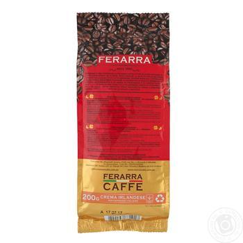 Coffee Ferarra ground 250g - buy, prices for MegaMarket - image 2