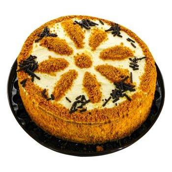 Торт Валенсия Медовик 1кг - купить, цены на Varus - фото 2