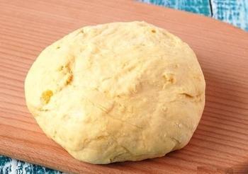 Гарбузове тісто для піцци