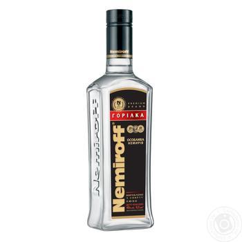 Водка Nemiroff Оригинал 40% 0,5л