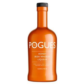 Лікер Pogues Honey Irish Whiskey 35% 0,7л - купити, ціни на CітіМаркет - фото 1