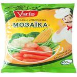 Суміш овочева Varto Мозаїка швидкозаморожена 400г