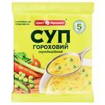 Суп ЦветАромат гороховый традиционный 160г