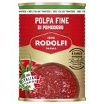 Rodolfi Finely Chopped Canned Tomatoes 400g