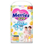 Трусики-подгузники Merries XL м12-22кг 38шт