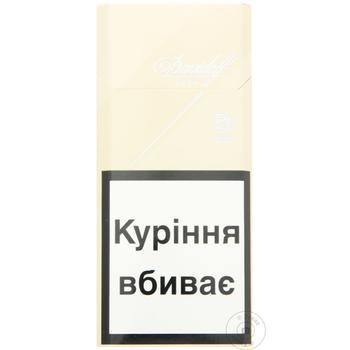 Сигареты Davidoff Gold Slims - купить, цены на Восторг - фото 3