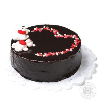 Торт Шоколадно-банановий кг