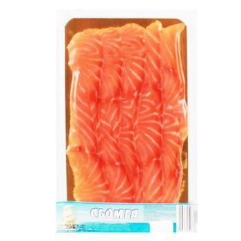 Рыба Семга Рыбный цех слабосоленая 100г