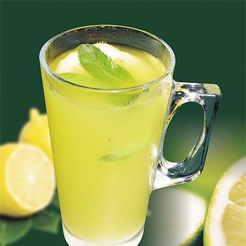 Настоянка лимонно-м'ятна
