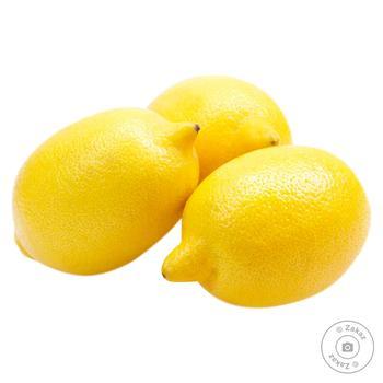Лимон ЮАР кг - купить, цены на Восторг - фото 1