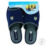 Обувь Marizel комнатная мужская 778 HUK - купить, цены на Фуршет - фото 1