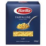 Макаронные изделия Barilla Farfalline №59 500г - купить, цены на МегаМаркет - фото 1