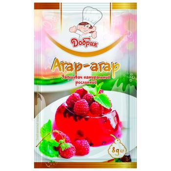 Агар-агар Добрик загуститель натуральный растительный 8г