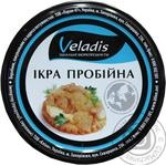 Veladis smoked alaska pollack caviar 120g