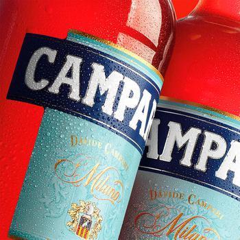 Настоянка гірка Campari 25% 1л - купити, ціни на Ашан - фото 2