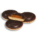 Печенье Фуршет Галиция в шоколаде апельсин