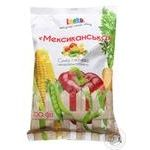 Laska Mexican Frozen Vegetables 400g