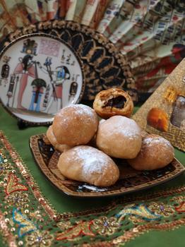 """Арабское печенье """"Сладкий плен"""""""