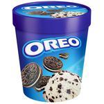 Oreo Vanilla Ice Cream with Biscuit Pieces 480ml