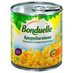 Кукуруза Бондюэль нежная вакуумированная 170г