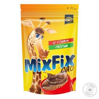 Какао напиток растворимый Kruger Mix Fix Cao 500г - купить, цены на Фуршет - фото 1