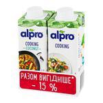 Beverage Alpro soya 500ml tetra pak