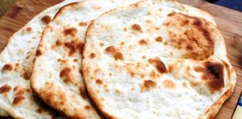 Індійські коржики наан