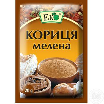 Кориця Еко мелена 20г - купити, ціни на Novus - фото 2