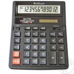 Калькулятор Brilliant BS777M