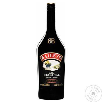 Ликер Baileys The Original Irish Cream 17% 0,5л